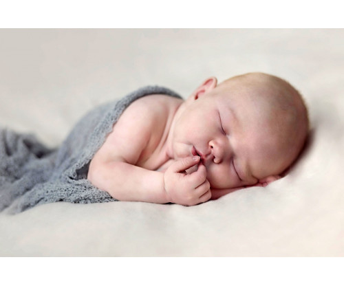 Child's Love - Sleeping Baby