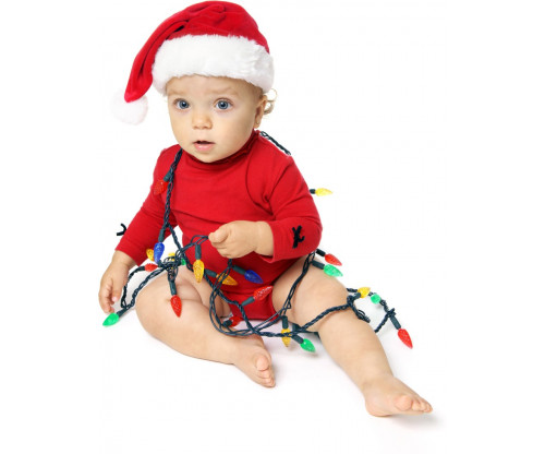 Child's Love - Cute Christmas Child