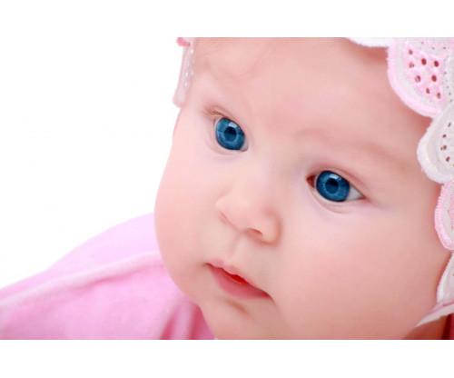 Child's Love - Cute Baby Girl