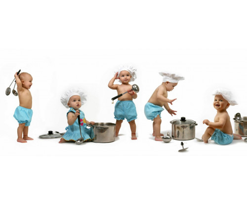 Child's Love - Babies Kitchen