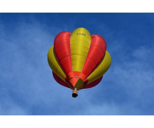 Hot Air Balloon Traveller