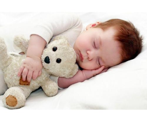 Child's Love - Sleeping With Teddy