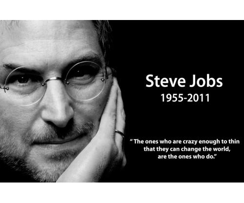 Steve Jobs Motivational Quote 2