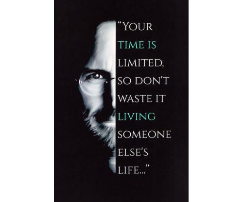 Steve Jobs Motivational Quote 3