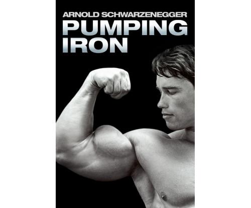 Arnold Schwarzenegger Pumping Iron
