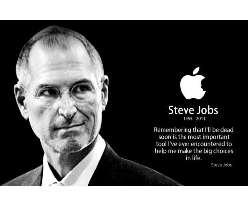 Steve Jobs Motivational Quote 6
