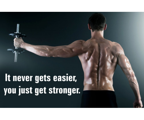 Gym Motivational Quote 7