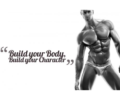 Gym Motivational Quote 9