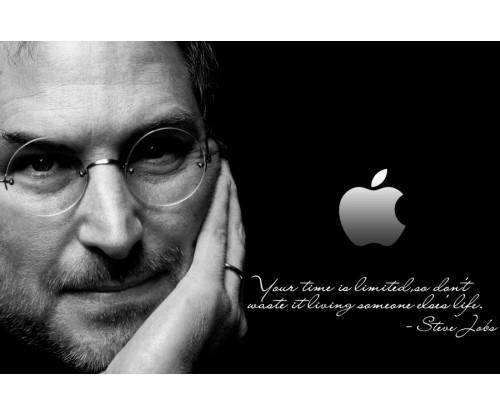 Steve Jobs Motivational Quote 7