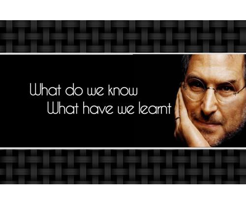 Steve Jobs Motivational Quote 8