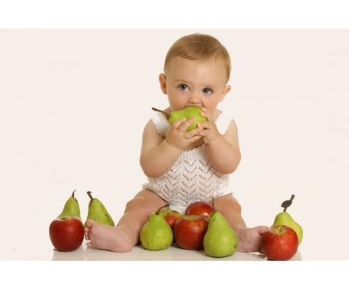 Child's Love - Cute Kid Eating Food