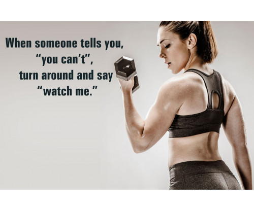 Gym Motivational Quote 11