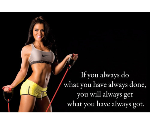 Gym Motivational Quote 20