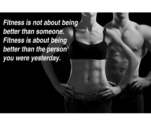 Gym Motivational Quote 24
