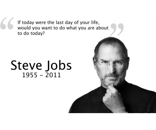 Steve Jobs Motivational Quote 9