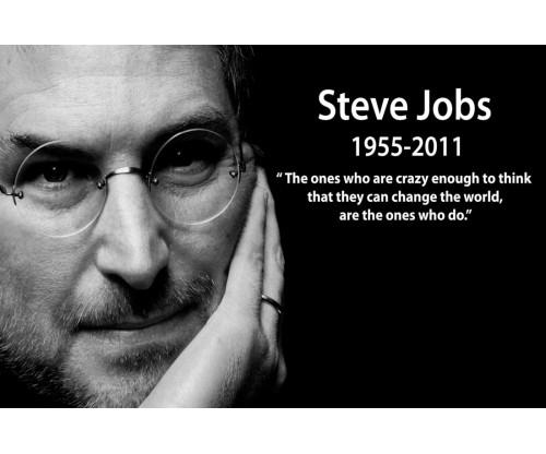 Steve Jobs Motivational Quote 10