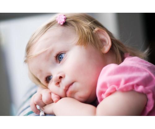 Child's Love - Thinking Girl