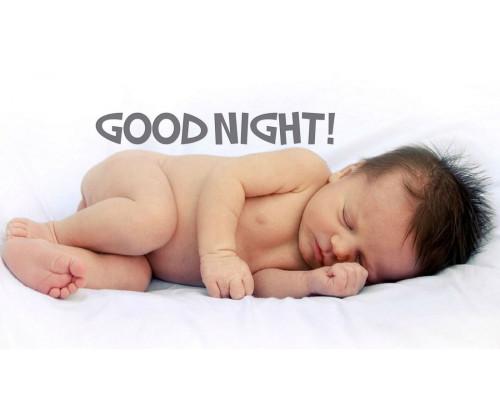 Child's Love - Sleeing Baby Good Night