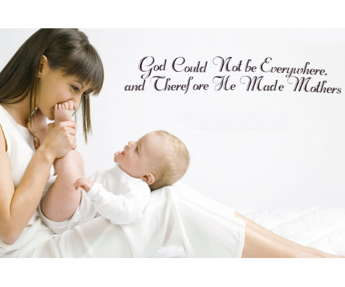 Child's Love - Mother's Day Quote