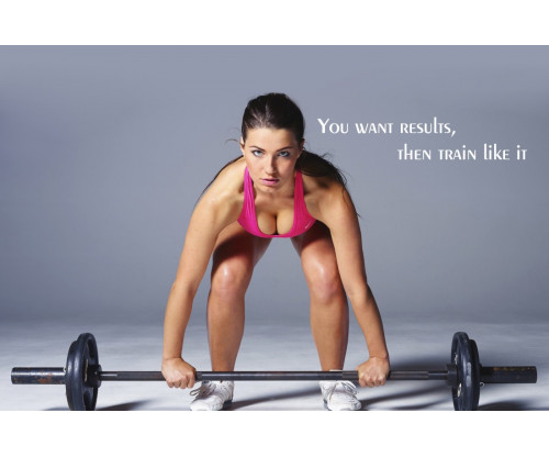 You Want Resuls, Then Train Like It Gym