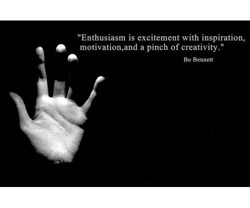 Bo Bennett Motivation Quote