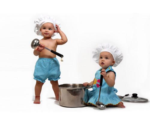 Child's Love - Cute Chefs 2