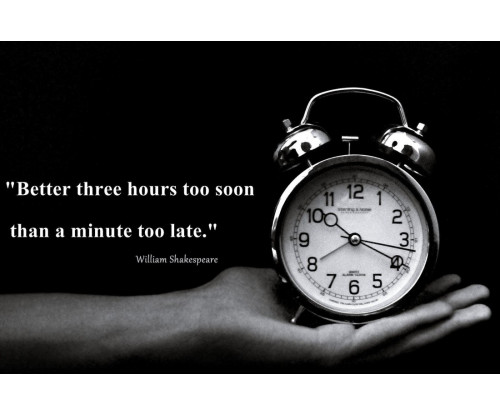 William Shakespeare Motivation Quote