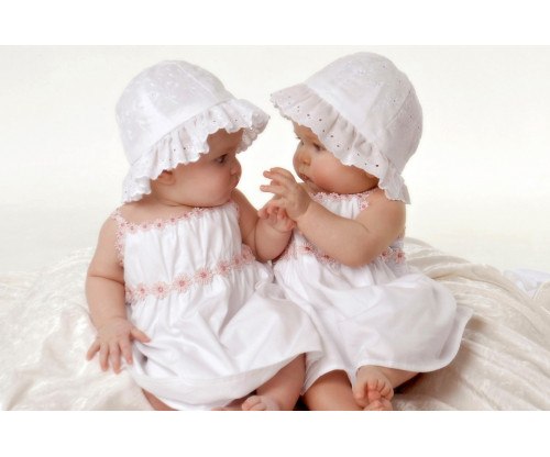 Child's Love - Cute Baby Twins