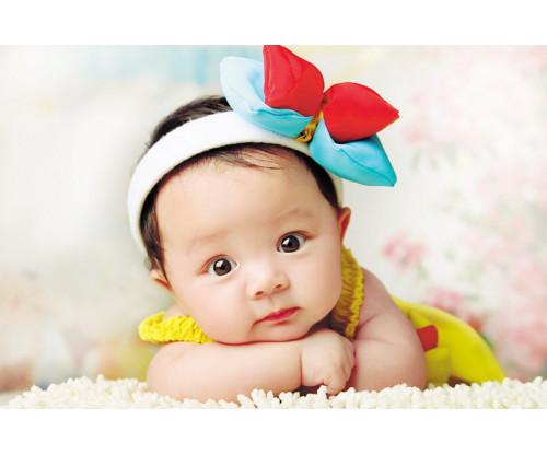 Child's Love - Cute Little Girl