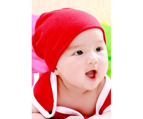 Child's Love - Cute Boy In Red Dress