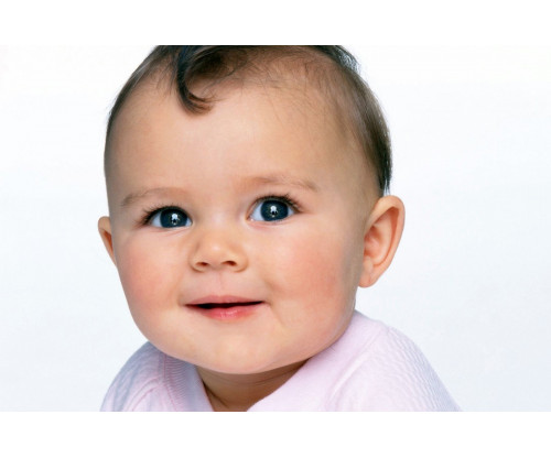 Cute Smiling Baby 2