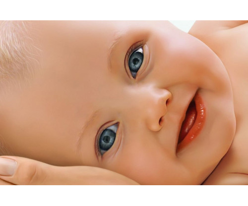Cute Smiling Baby 3