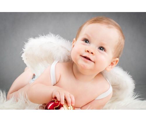 Cute Baby Angel 2