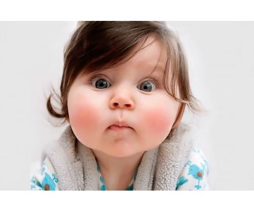Big Cheeks Baby