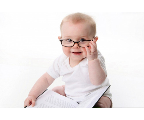 Child's Love - Cute Doctor Baby
