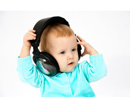 Child's Love - Headphone Baby 2