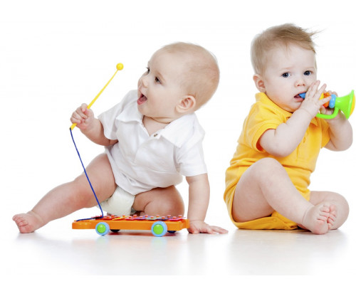 Child's Love - Musical Babies