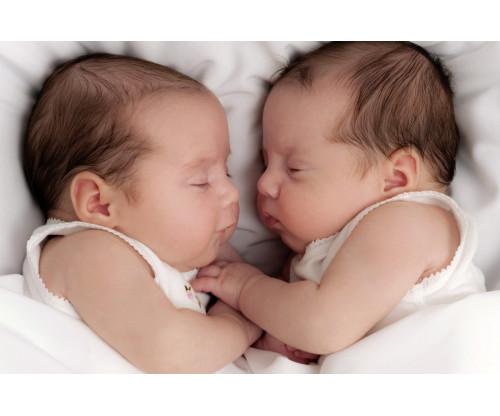 Child's Love - New Born Twins