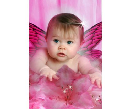 Child's Love - Cute Pink Fairy