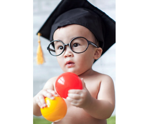 Child's Love - Graduate Baby
