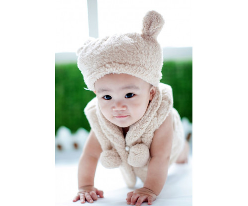 Child's Love - Cute Crawling Baby 5