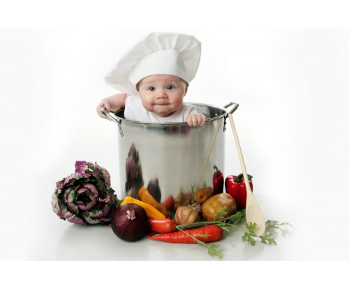 Child's Love - Cute Baby Chef 2