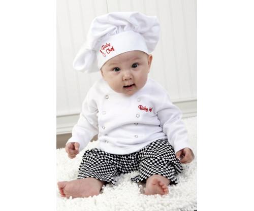 Child's Love - Cute Little Chef