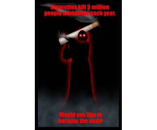 Cigarettes Are Injurious To Health