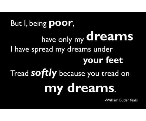 Dreams Under Your Feet