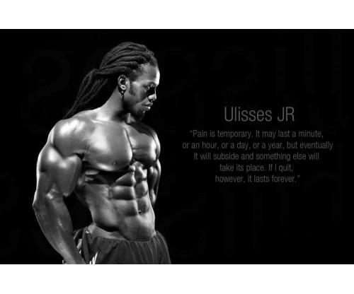 Ulisses Jr Motivational