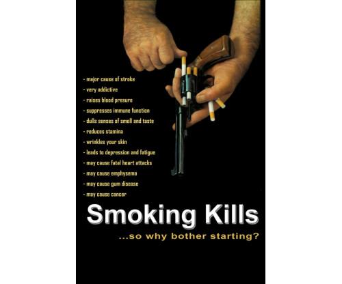 Smoking Kills…So Why Bother Starting?