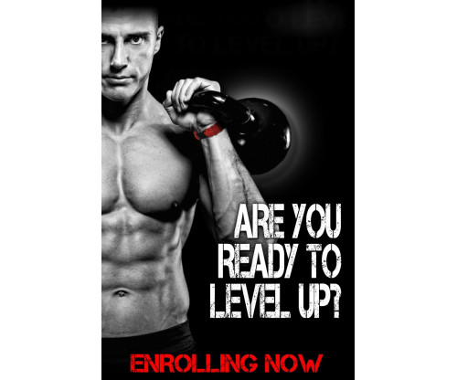 Are You Ready To Level Up