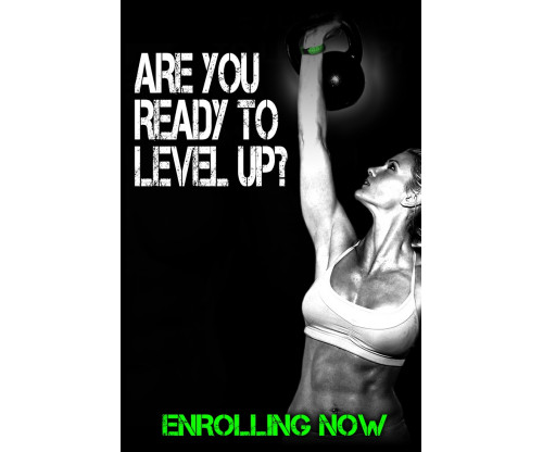 Are You Ready To Level Up 2