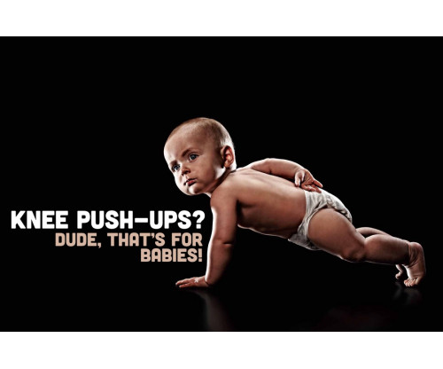Push-Ups For Babies